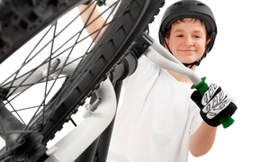 CranX Bike and Sports Park: One-Month Afterschool Bike-Park Program for One or Two at CranX Bike and Sports Park (Up to 51% Off)