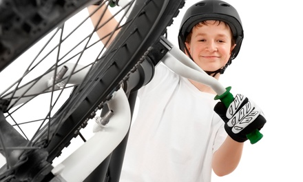 One-Month Afterschool Bike-Park Program for One or Two at CranX Bike and Sports Park (Up to 51% Off)