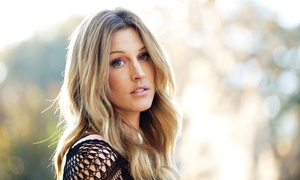 The Salon & Spa: Deep Conditioner with Highlights and Toner or Blow-Dry and Style at The Salon & Spa (Up to 52% Off)