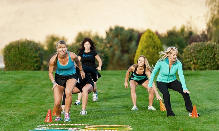 Kaia FIT Boise - Downtown: Five-Week Core Session or Six-Week Brik Boot-Camp Session for Women at Kaia FIT (Up to 60% Off)