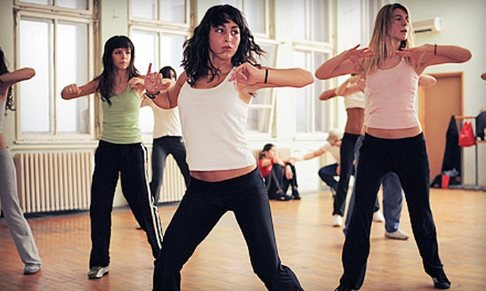 Nutri Danzé - Multiple Locations: 10 or 20 Zumba Classes or One Month of Unlimited Morning Classes at Nutri Danzé (Up to 65% Off)