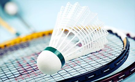 Two- or Five-Hour Badminton Court Rental at Machi Training Center (Up to 53% Off)