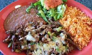 Norma's Place Mexican Restaurant #2: Tex-Mex Food at Norma's Place Mexican Restaurant #2 (Up to 45% Off). Four Options Available.
