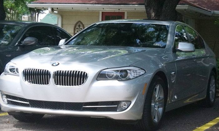 Bavarian Luxury Rentals - Downtown: One-, Two- or Three-Day BMW 528i Rental from Bavarian Luxury Rentals (Up to 57% Off)