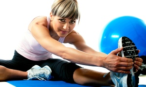 Susan Marlowe Fitness: 10, 20, or 30 Women's Fitness Classes at Susan Marlowe Fitness (Up to 94% Off)