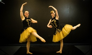 Trinity Academy Of Arts: Two Dance Classes from Trinity Conservatory of Performing Arts (65% Off)