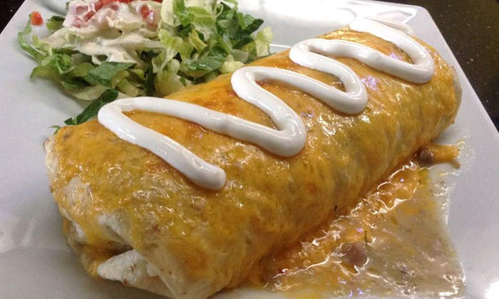 The Green Chile - Norwalk-La Mirada: $14 for Two Groupons, Each Good for $10 Worth of New Mexican Food at The Green Chile ($20 Total Value)