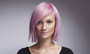 Soho Salon & Spa LLC: Haircut with Optional Partial or Full Highlights at SoHo Salon & Spa LLC (Up to 54% Off)