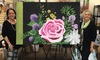 Dewberry Crafts - Dewberry Crafts: Painting Class for One, Two, or Four at Dewberry Crafts (Up to 56% Off)