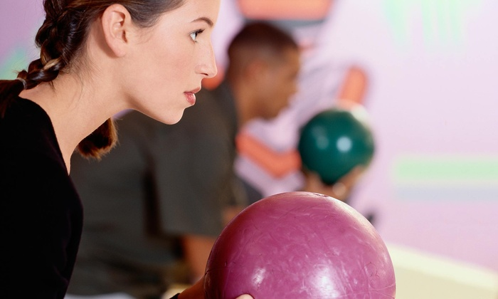 Linbrook Bowl - Southwest Anaheim: Two Hours of Bowling with Shoes for Two, Four, or Six at Linbrook Bowl (Up to 66% Off)