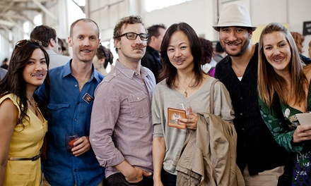 San Francisco Craft Spirits Carnival at Fort Mason Center on September 20–21 (Up to 50% Off)