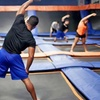 Up to 41% Off Trampoline-Fitness Classes