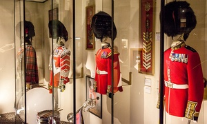 The Guards Museum: Entry for Two or Family to The Guards Museum (50% Off)