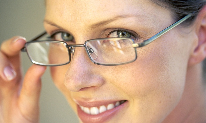 Cohen's Fashion Optical - New York: $35 for an Eye Exam and $275 Toward Frames and Lenses at Cohen's Fashion Optical ($335 Value)