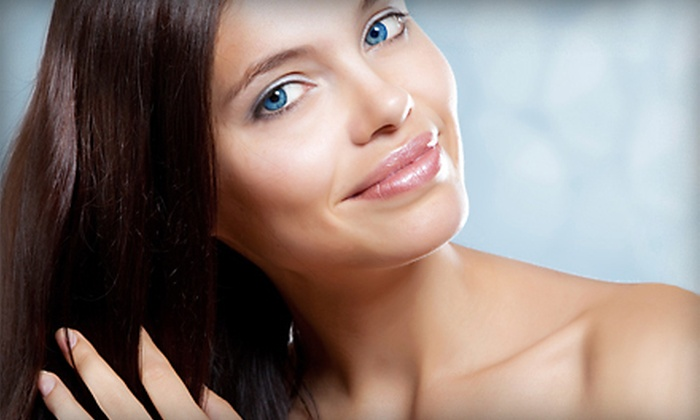 Byuti 73 Salon - Xenia: $49 for a Haircut, Conditioning Treatment, and Take-Home Beauty Products at Byuti 73 Salon (Up to $109 Value)