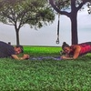 $18 for $75 Worth of Couples Fitness at Burg Fitness