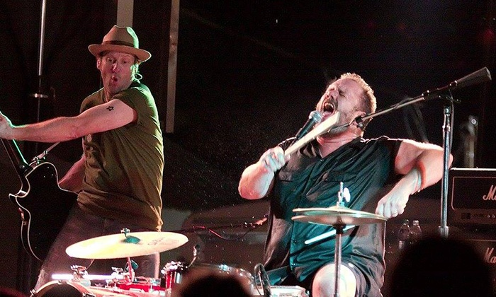 11th Annual Oyster Crawfish Festival with Cowboy Mouth - Park Tavern: 11th Annual Oyster Crawfish Festival with Cowboy Mouth for One or Two on Saturday, March 29, at 2 p.m. (Up to 70% Off)
