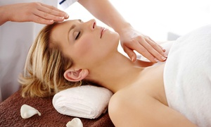 $104 For A Spa Package With Massage, Facial, And Detox Foot Bath At Nu Yu Anti Aging Day Spa ($210 Value)