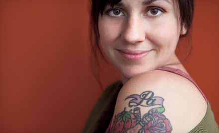 One, Two, or Three Hours of Tattoo Art at Bad Penny Tattoos and Piercing (59% Off)