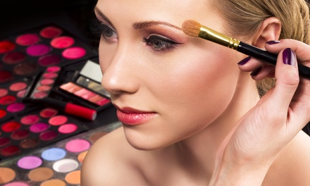 90-Minute Makeup Class for One or Two at Jennifer Bradley Corporation (Up to 84% Off)