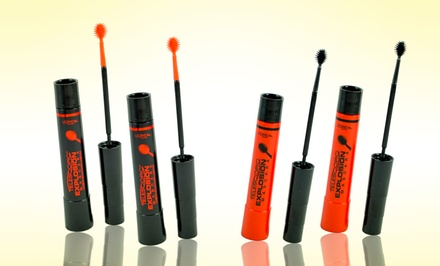2-Pack of L'Oreal Telescopic Explosion Mascara in Carbon Black or Blackest Black