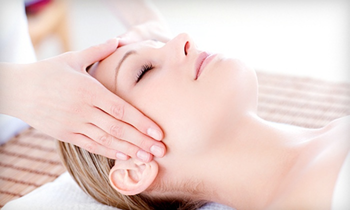 Kinetic Waves - Tiburon: $69 for a 90-Minute Spa Package with a Belavi Natural Face-Lift Facial and an Aromatherapy Massage at Kinetic Waves ($145 Value)