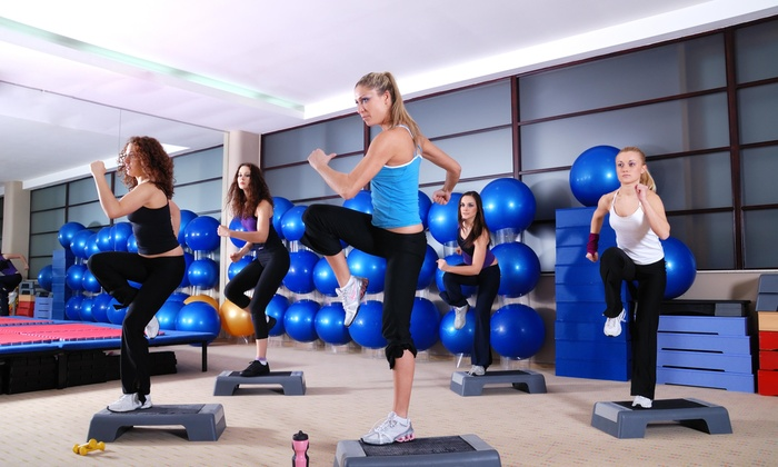 Fit and Balanced Training Studio - Stallings: Four Weeks of Fitness Classes at Fit and Balanced Training Studio (50% Off)
