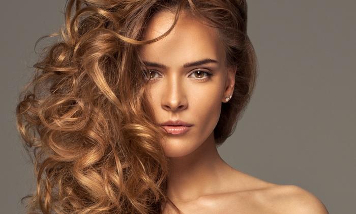 The Upper Cut Hair Salon - Hanover: Haircut, Highlights, and Style from Upper Cut Hair Salon (45% Off)
