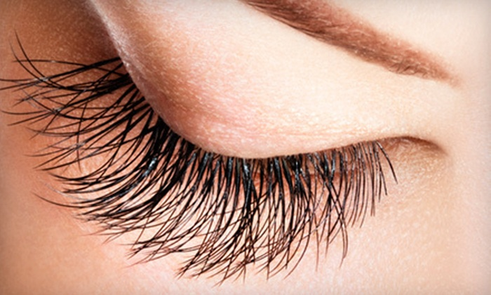 Spa on the Square - Southlake Town Square: $75 for a Full Set of Eyelash Extensions at Spa on the Square ($200 Value)