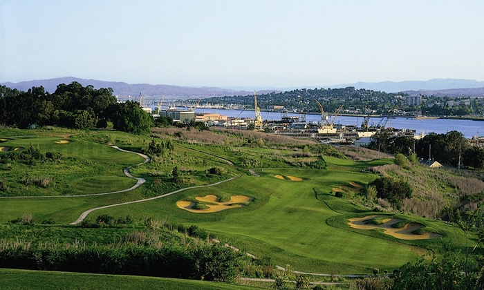 Mare Island Golf Course - Vallejo: $57 for an 18-Hole Round of Golf for 2 with Cart Rental Mare Island Golf Club (Up to $116 Value)