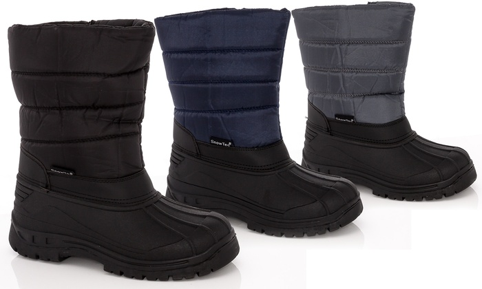 SNOW TEC Women's Frost Snow Boots