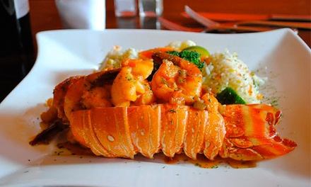 Surf-and-Turf Meal for Two or Four at Guadalupe (Up to 52% Off)