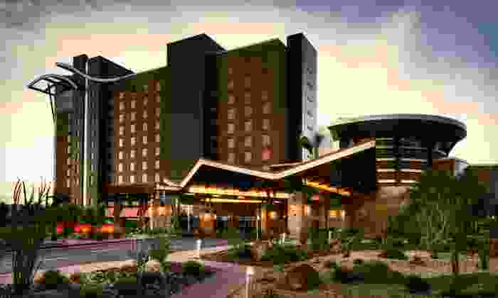 Wild Horse Pass Hotel & Casino - Chandler, AZ: One-Night Stay with Two Casino Vouchers at Wild Horse Pass Hotel & Casino in Chandler, AZ