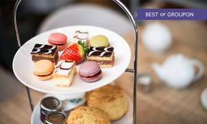 Wyevale Garden Centres: Indulgent Spring Afternoon tea for Two or Four with Springtime Patisserie and Scones at Wyevale Garden Centres, 107 Locations