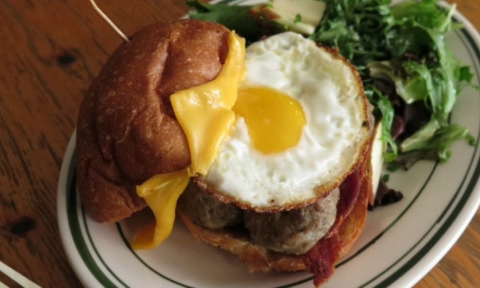 Redemption East - Timberlake: American Fare at Redemption East (Up to 45% Off). Two Options Available.