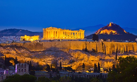 ✈ 8-Day Athens & Istanbul Vacation with Airfare