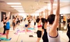 Vegas Hot! Yoga and Pilates - South West: 10 or 20 Fitness Classes, Including Barefoot BootCamp and Kettlebell, at Vegas Hot! Yoga and Pilates (Up to 85% Off)
