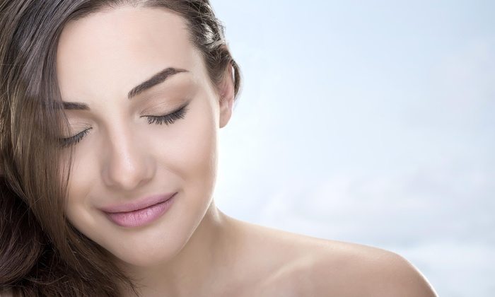 Touch Of Silk - Walnut: Rejuvenating Oxygen-Infusion Facial from Touch of Silk (50% Off)