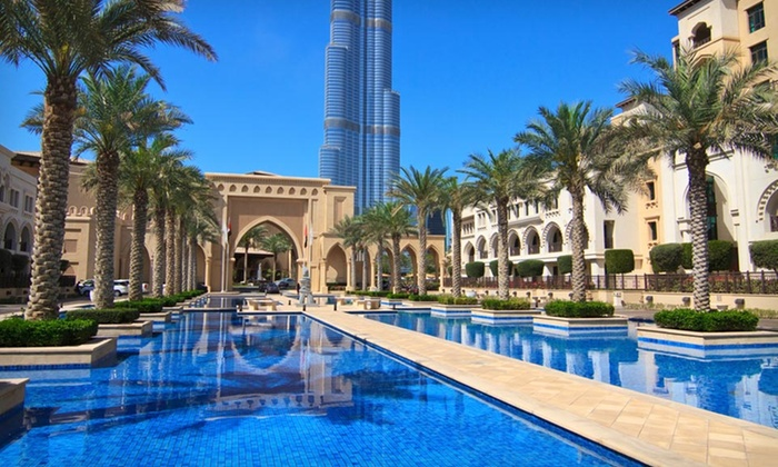Rent A Car In Dubai >> 8-Day Dubai Vacation with Airfare in | Groupon Getaways