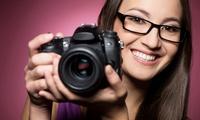 Bewerbungs-Fotoshooting mit 20 oder 35 Aufnahmen bei FOTO KISTE Düsseldorf ab 24,90 € (bis zu 69% sparen*)