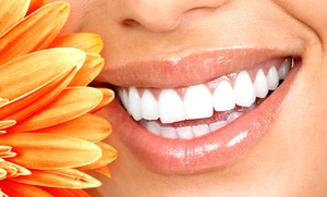 BLVD Dentistry - Oak Forest: Cleaning, X-Rays, and Optional In-Office Teeth-Whitening at BLVD Dentistry - Oak Forest (Up to 85% Off)