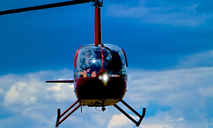 Colorado Heli-Ops - Northeast Jefferson: $399 for a 40-Minute Helicopter Tour for Two from Colorado Heli-Ops ($725 Value)
