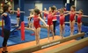 Champions Westlake - Austin: Two or Four Pre-School Gymnastic Classes or Two Fun Fridays for Kids at Champions Westlake (Up to 60% Off)