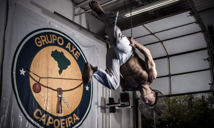 Axé Martial Arts and Fitness - Erin Mills: 10 or 20 Capoeira Classes for Adults or Kids at Axé Martial Arts and Fitness in Mississauga (Up to 90% Off)