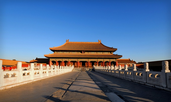 Tour of China with Airfare - Beijing: 10-Day China Golden Route Tour from Nexus Holidays Toronto with Roundtrip Airfare, Five-Star Accommodations, and Some Meals
