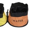 Pet Life Travel Double Water Bowl