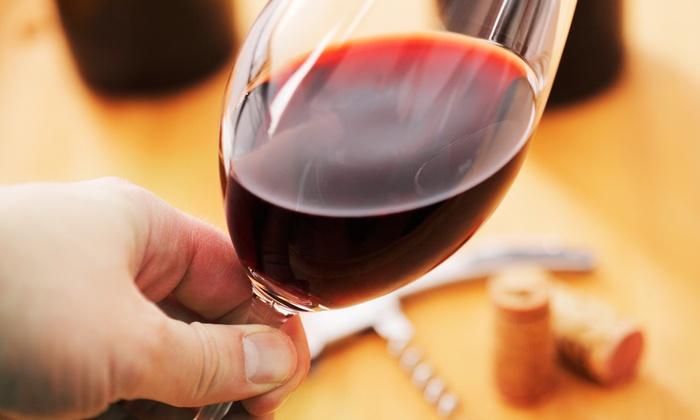 Von Klaus Winery Tasting Haus - Von Klaus Winery (Tasting Haus): $30 for a Four-Course Wine Tasting and Food Pairing for Two at Von Klaus Winery Tasting Haus ($64 Value)