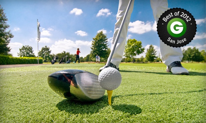 PGA Professional David Suh at Fremont Park Golf Club - Central Downtown: One or Two Hours of Private Instruction from PGA Professional David Suh at Fremont Park Golf Club (Up to 59% Off)