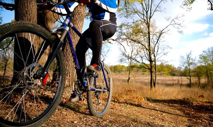 Decarolis Brothers Cyclists LLC - General Donovan: $61 for $110 Worth of Cycling Products — Decarolis Brothers Cyclists LLC