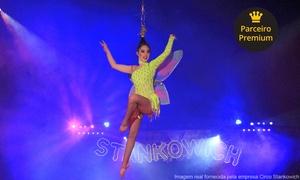 Circo Stankowich - Unidade Pink/Vermelha: Circo Stankowich –  Tenda Pink - Av. Alcântara Machado: ingresso individual adulto para cadeira central